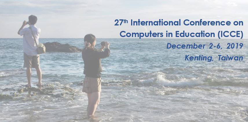 The 26th International Conference on Computers in Education (ICCE